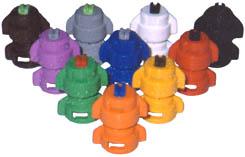 TurboDrop Spray Nozzles: Low Drift TurboDrop Ceramics