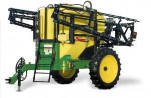 Demco Pull-Type Sprayers: Model 1250 sprayer